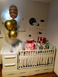 baby shower florisdana